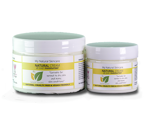 Natural Cream 200ml Deal