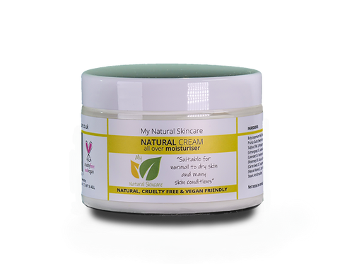Natural Cream 150ml Pot