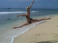DANCING IN BARBADOS