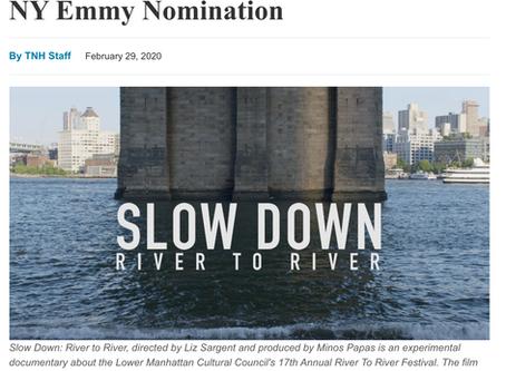 ARTICLE: Minos Papas-Produced Film Receives NY Emmy Nomination