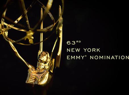 BLOG: CFNY'S New York EMMY Nomination
