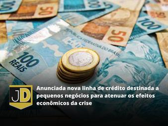 Ministério da Economia vai disponibilizar R$ 15,9 bi para linha de crédito a pequenos negócios
