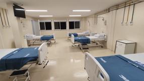 Inauguração da nova pediatria deixa o Hospital Alcides Carneiro com mais 15 leitos disponíveis