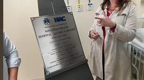 Nova pediatria do Alcides Carneiro vai proporcionar tranquilidade aos moradores dos Distritos