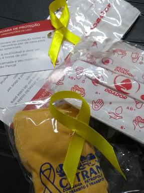 CPTrans promove campanha de doação de sangue para abastecer os estoques do HST
