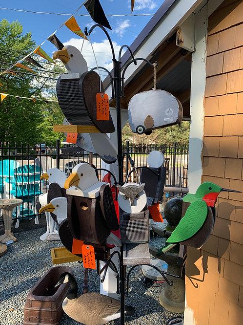 Bird Houses & Feeders