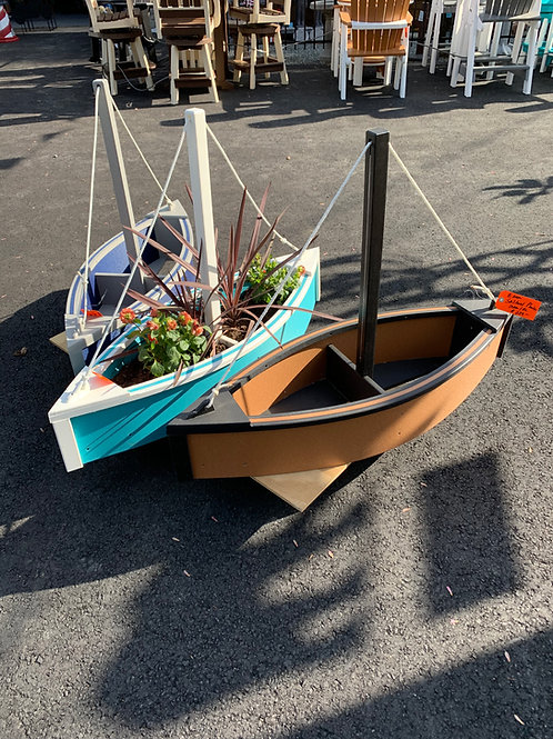 Boat Planters
