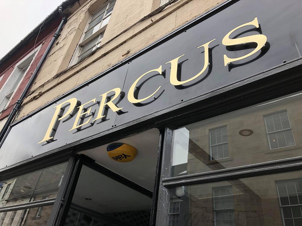 Percus Jewellery & Piercing, Cupar