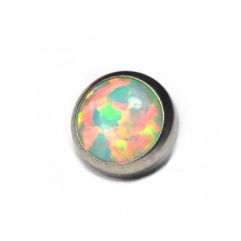 14g Moon Yellow Opal Attachment