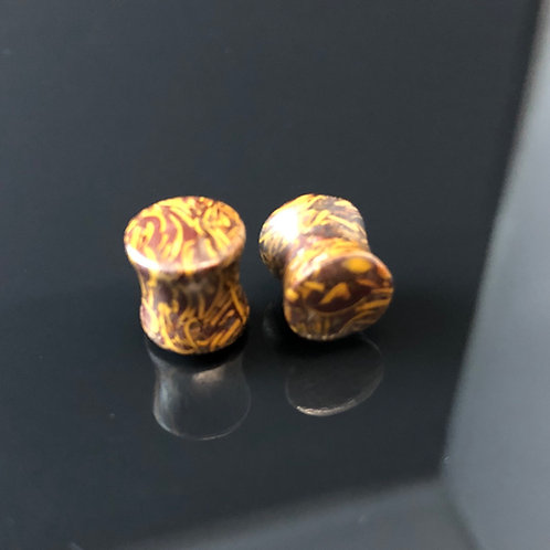 Sang e Maryam 8mm Stone Plugs - Naga