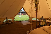 Looking out of the Bell Tent.jpg