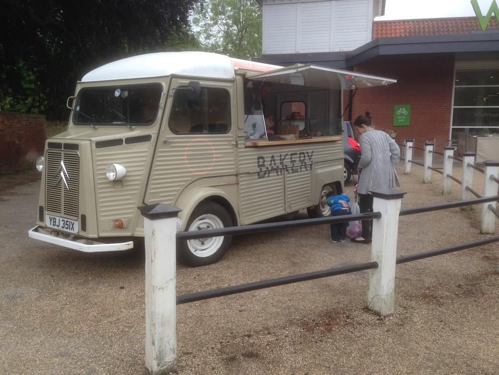 Samundham Mobile Bakery