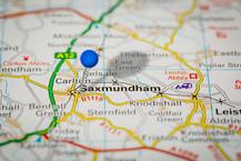 Saxmundham Location