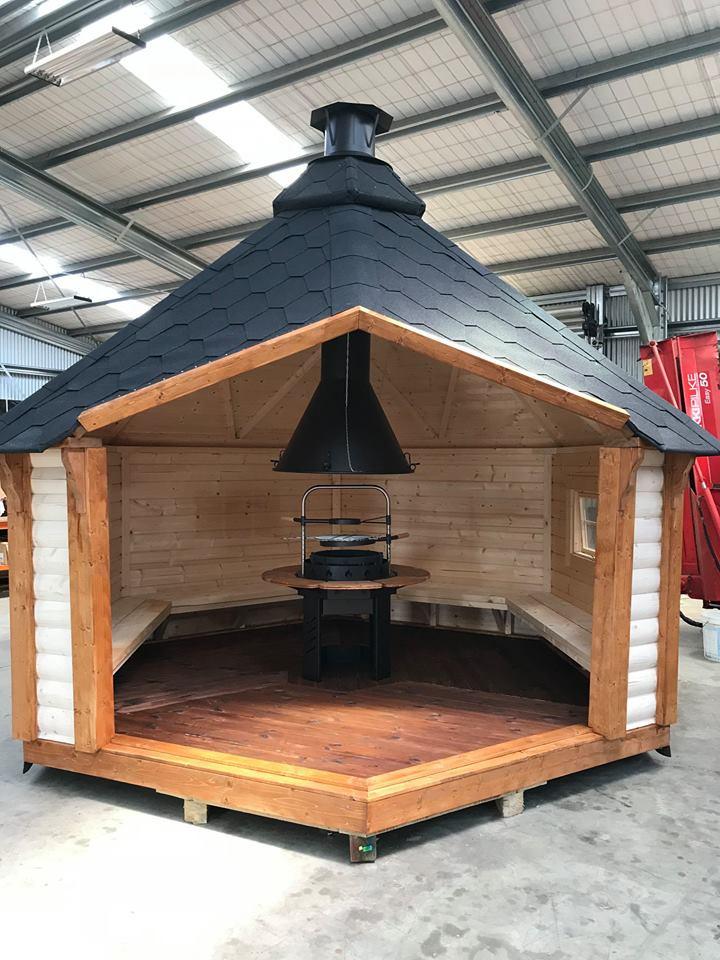 Nordic Grill Cabin