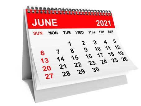 Key Dates for June