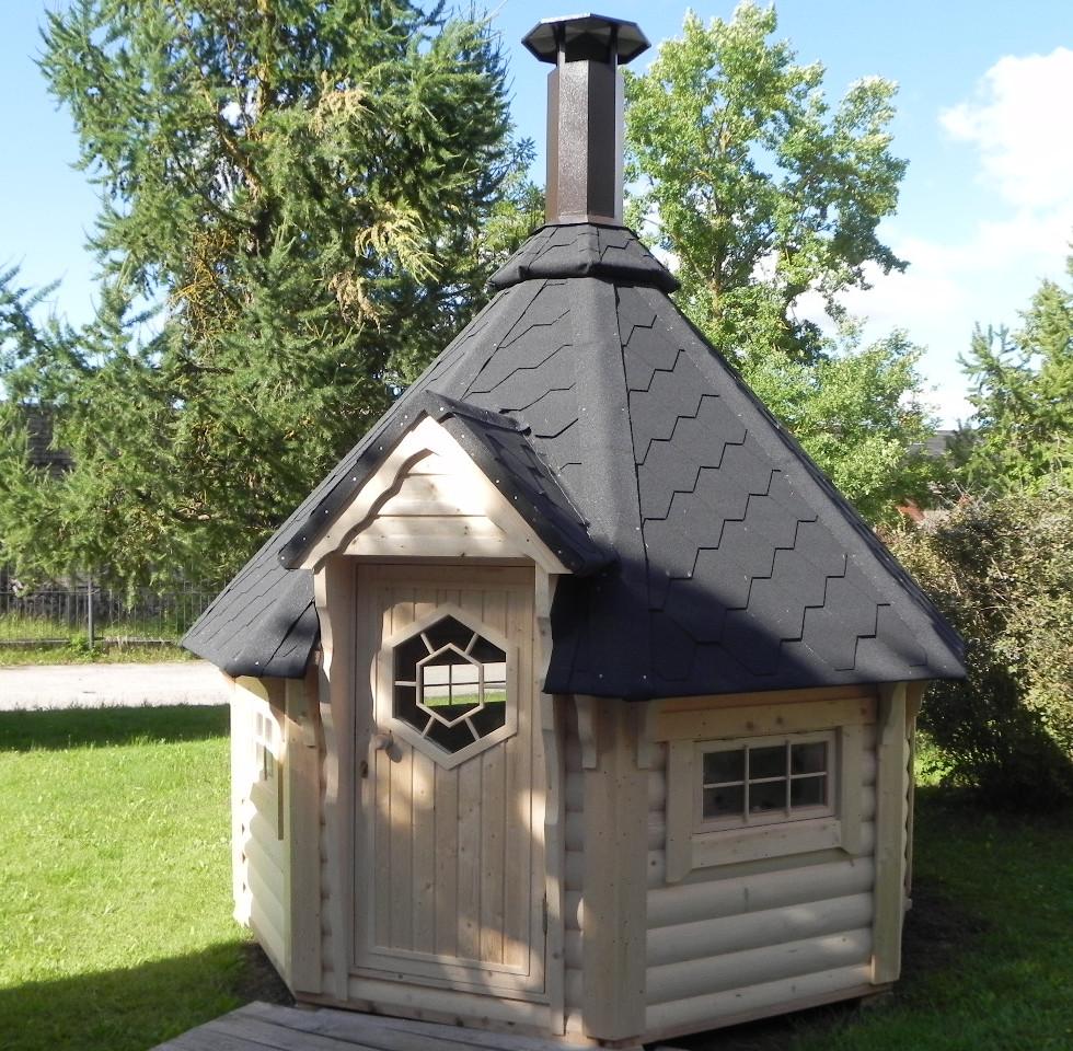 Grill Cabin 6.9 m2