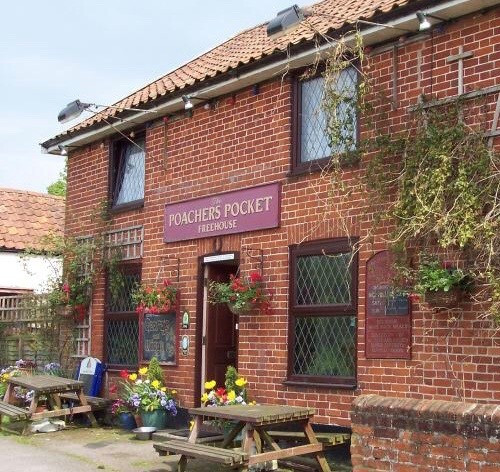 Saxmundham - Poachers Pocket Pub