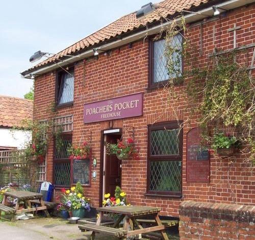 Saxmundham - Poachers Pocket Pub