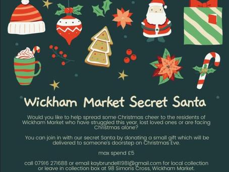 Wickham Market Secret Santa