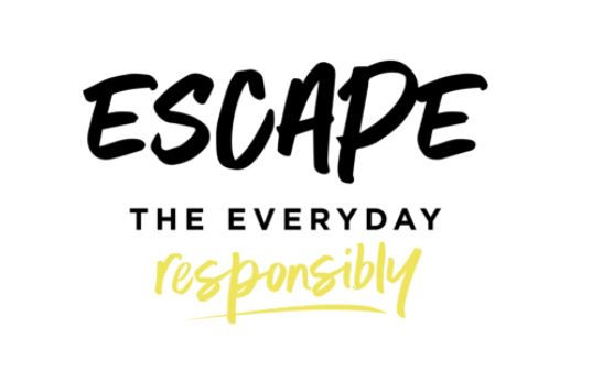 Escape the everyday.JPG