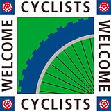 Cyclists Welcome Sign.jpg
