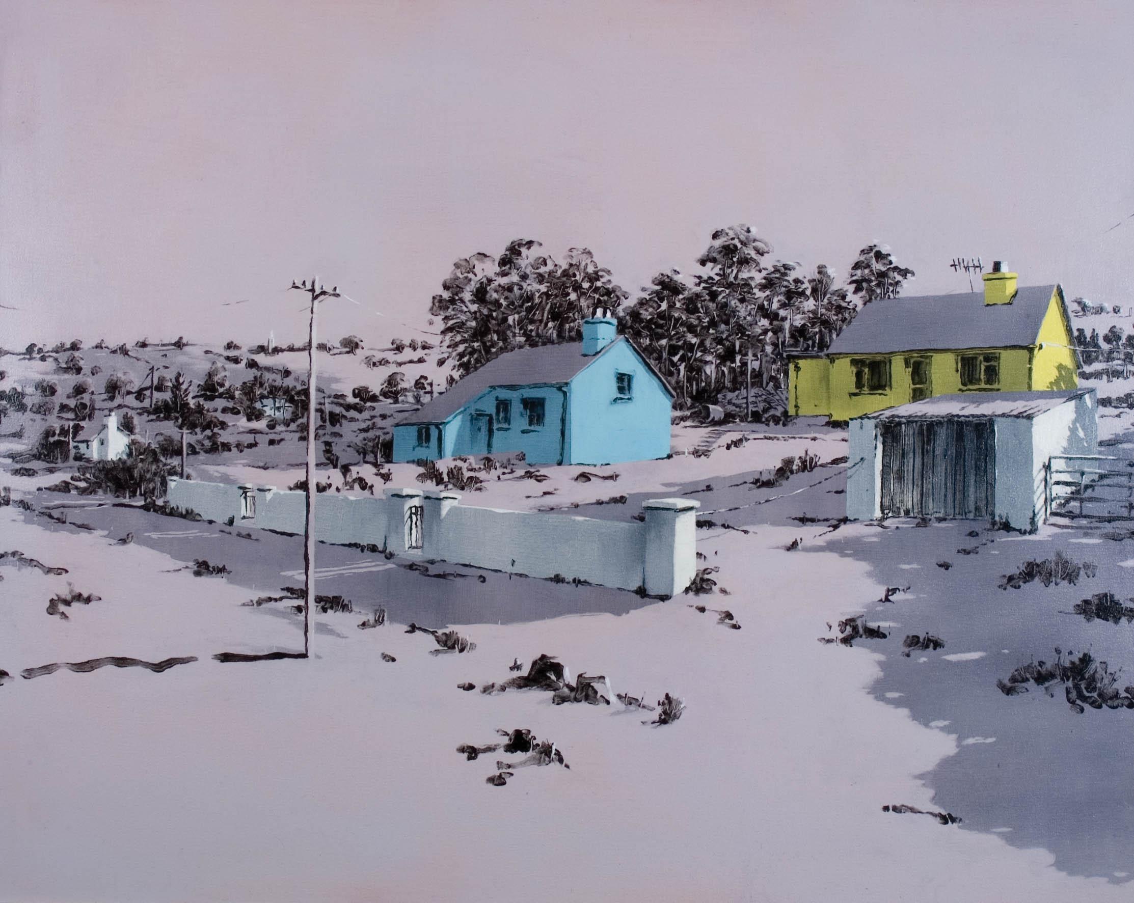 Houses at Mycross