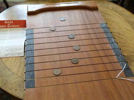 Jaques Shove Ha'Penny Board - £55