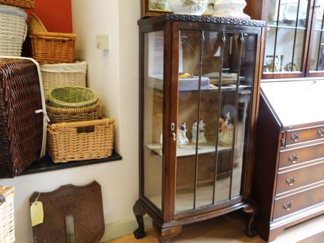 Georgian Display Cabinet - £230