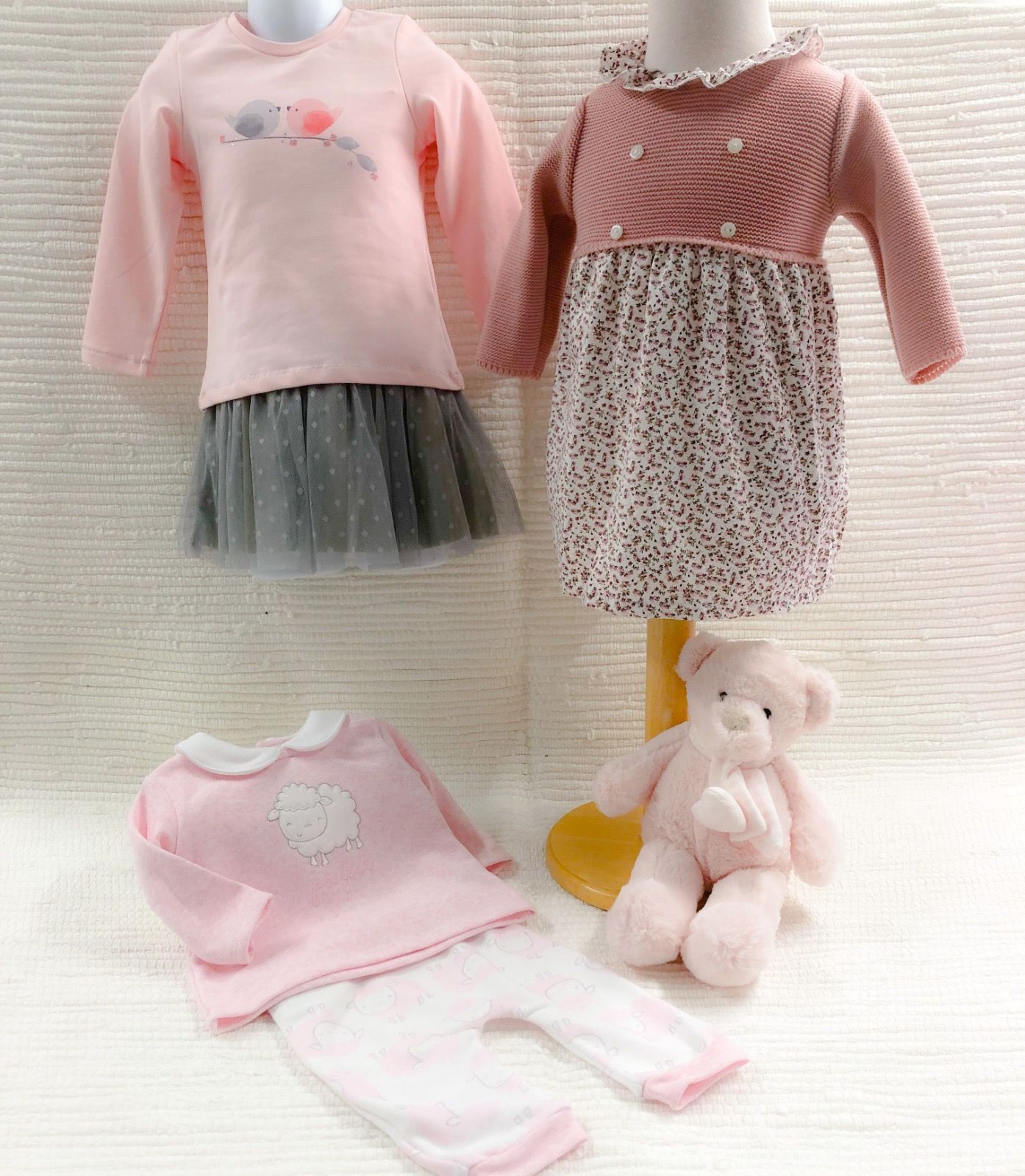 Girls Clothing Selection