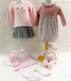 Girls Clothing Selection