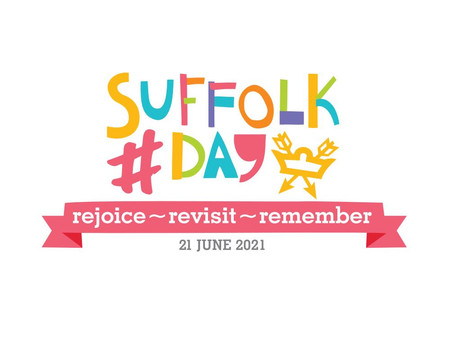 Suffolk Day Flags