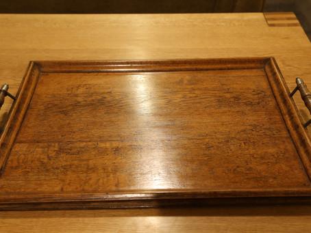 Oak Tray - £45