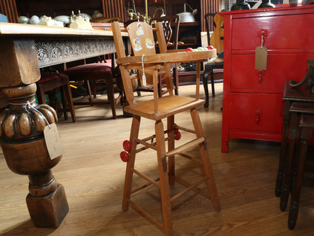 Childs High Chair - £22.50