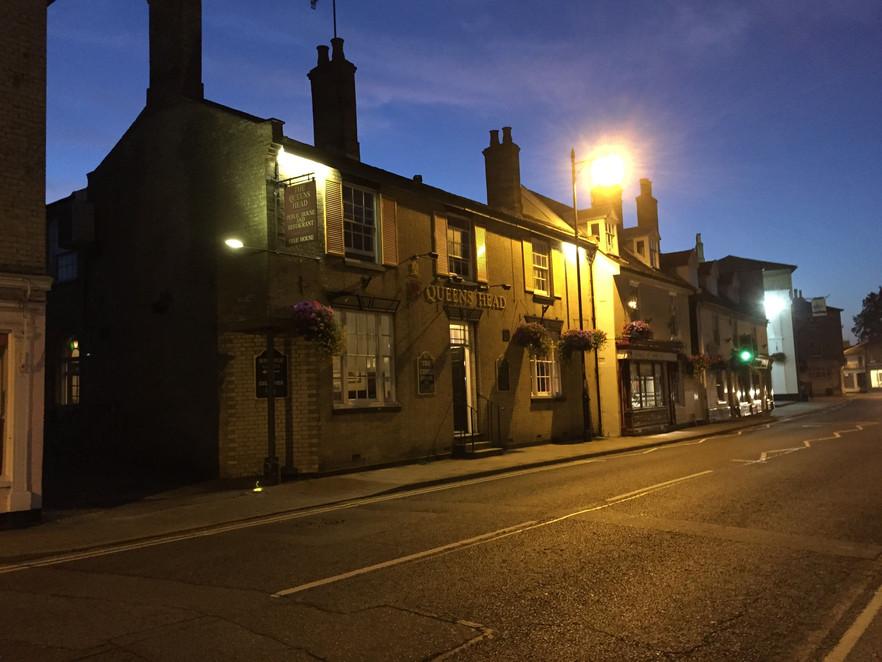 Saxmundham Evening