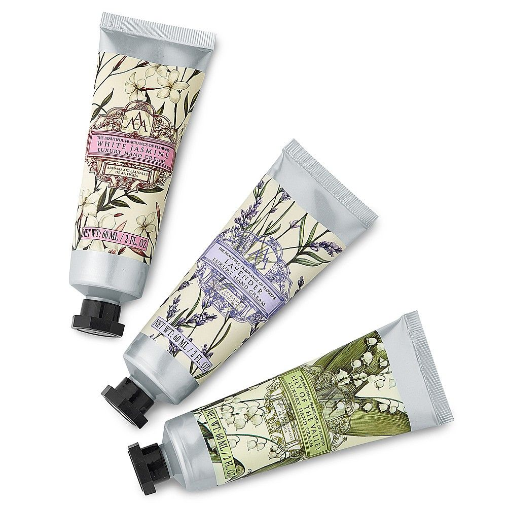Selection of Hand Creams