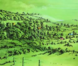 Small Green Landscape