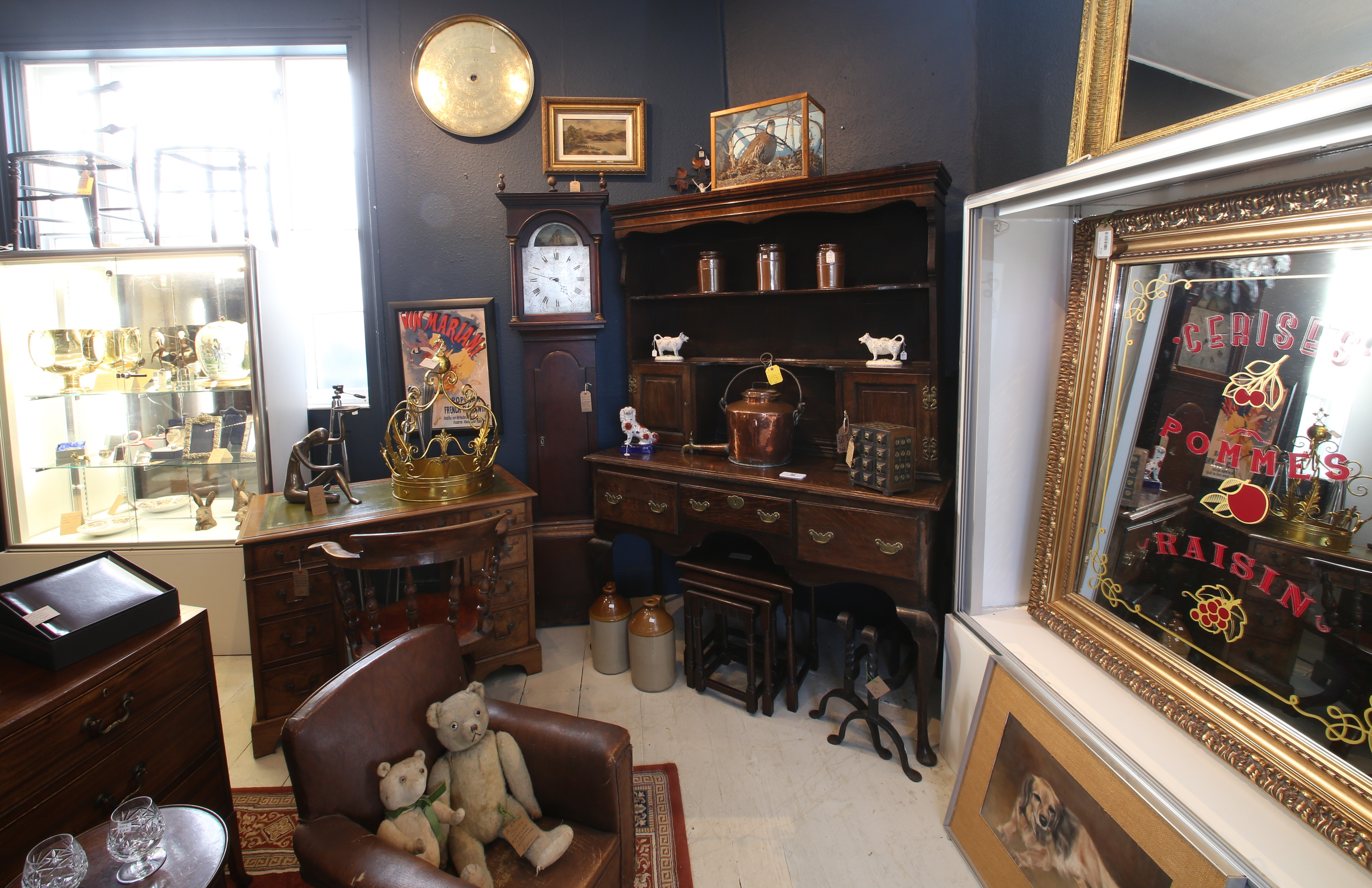 Majestic Hare Apothecary antiques