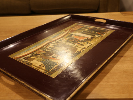 Medieval Themed Tray - £25