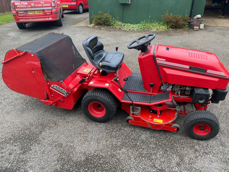 Westwood S1600H ride on mower - SOLD