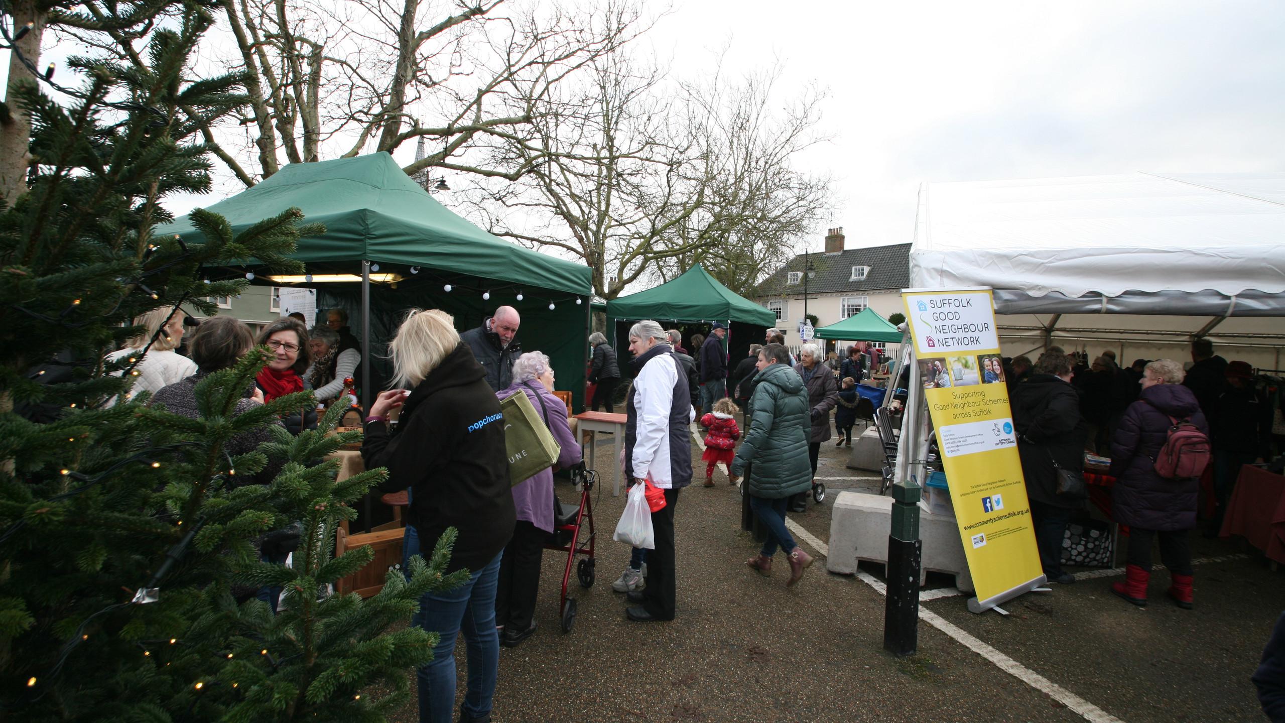 The Market Christmas