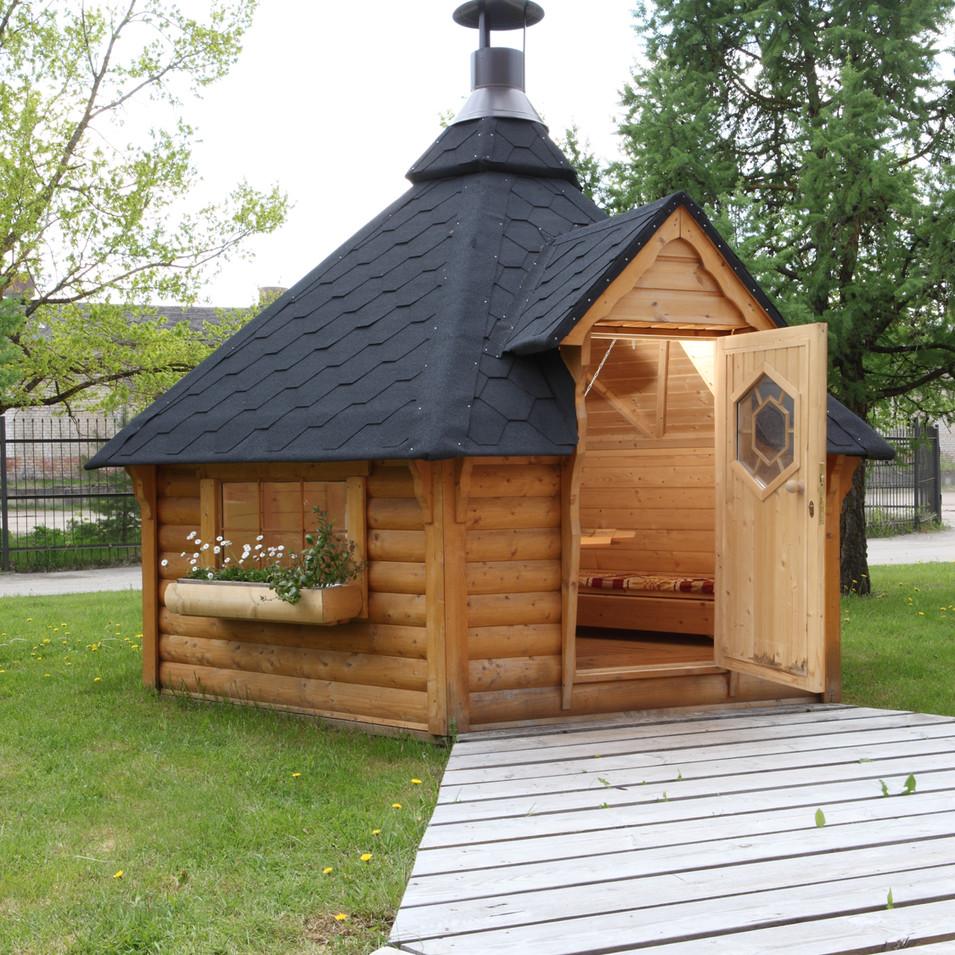 Grill Cabin 9.2 m2