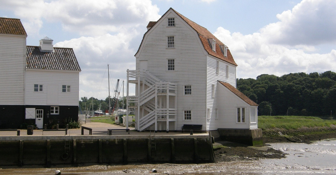 Woodbridge - Tide Mill