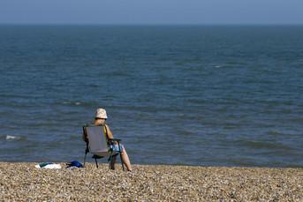 Relaxing in Suffolk