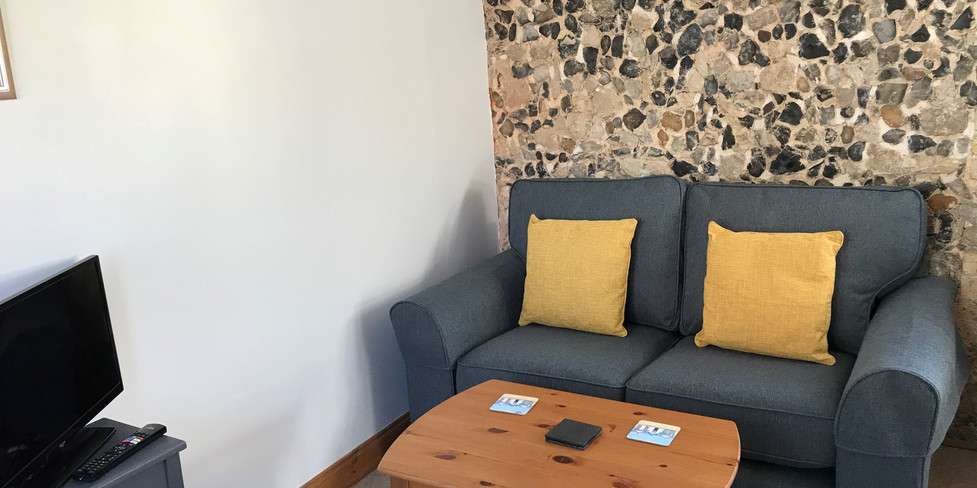 Chapel Cottage: Sitting room