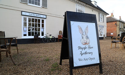 Majestic Hare Apothecary outside.JPG