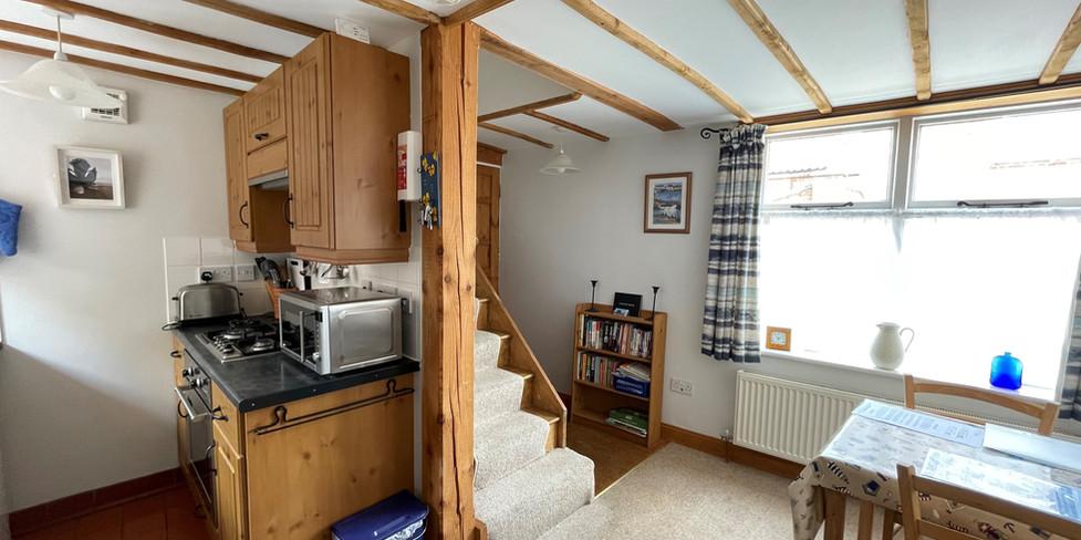Chapel Cottage: Kitchen