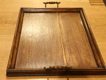 Oak Tray - £35