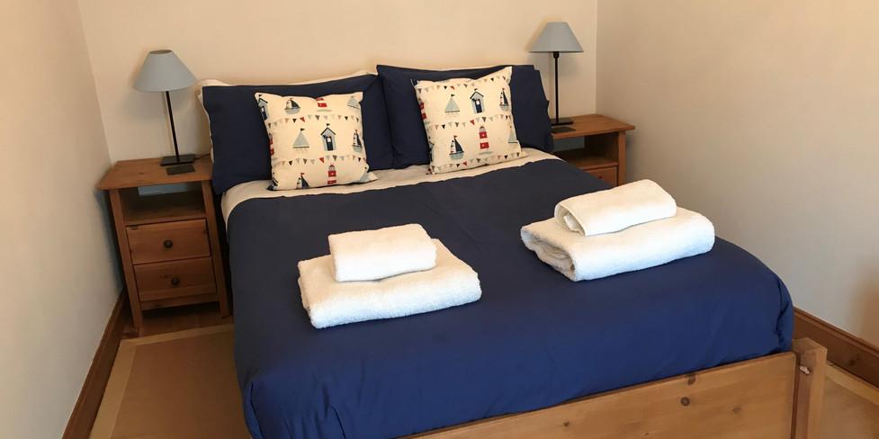 Chapel Cottage: Bedroom