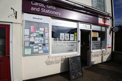 Wickham Market Post Office