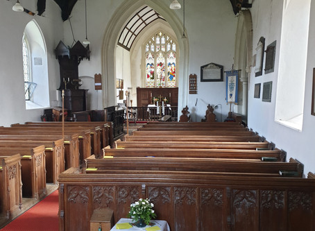 Summer funding boost for St Mary's church, Dallinghoo